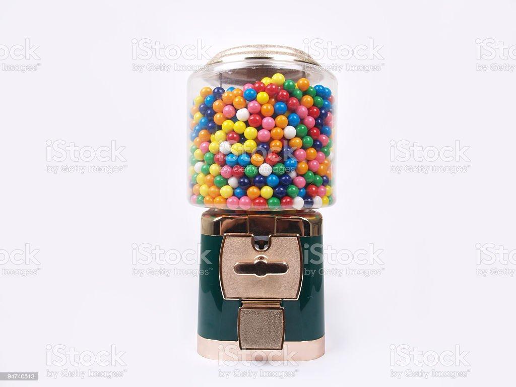 Gumball Machine stock photo