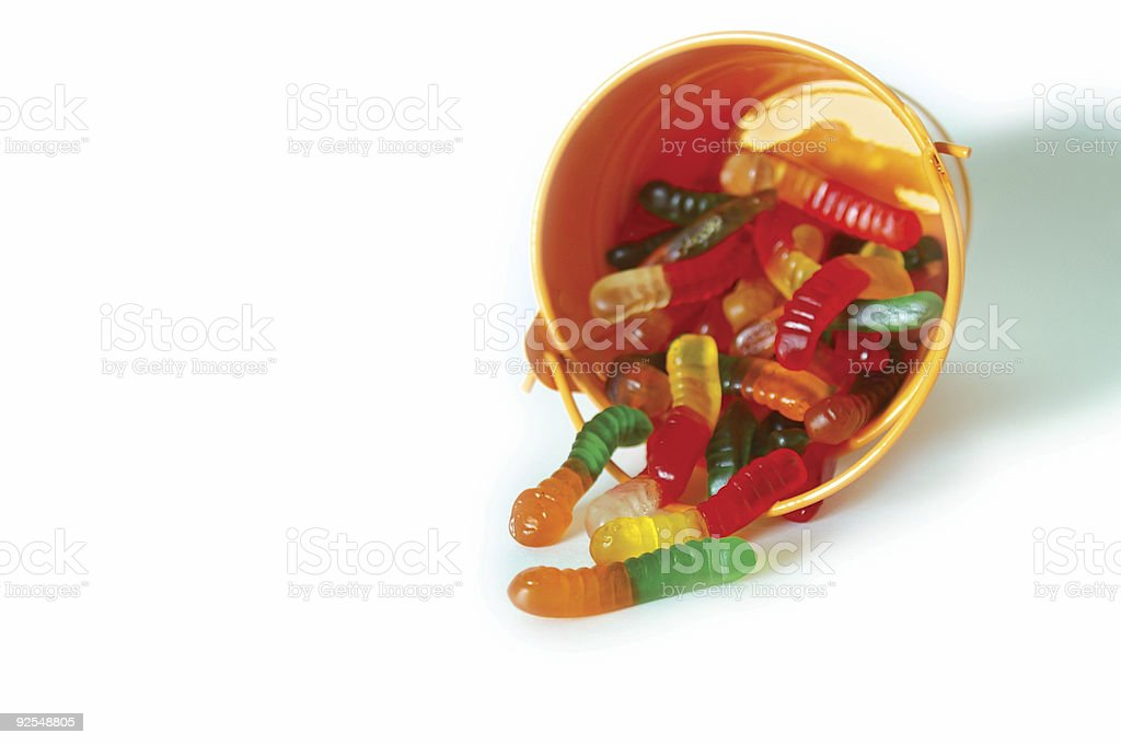 Gummies royalty-free stock photo
