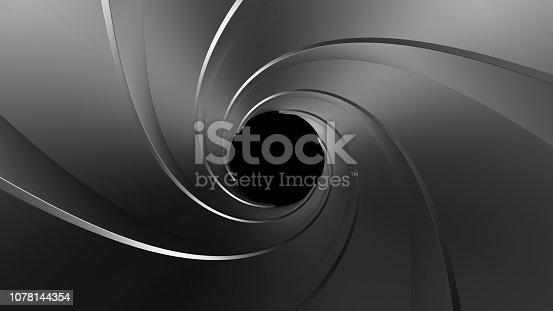 1096211026 istock photo gun barrel 3d rendering 1078144354