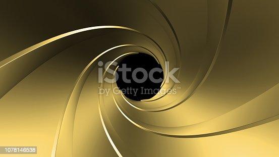 1096211026 istock photo gun barrel 3d rendering 1078146538