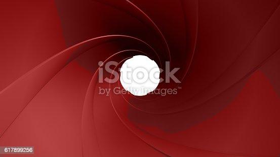 1096211026 istock photo Gun barrel 3D rendering 617899256