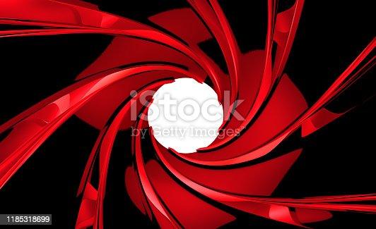 1096211026 istock photo gun barrel inside 3d illustration 1185318699