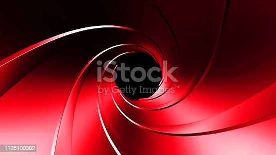 1096211026 istock photo gun barrel inside 3d rendering 1125100362