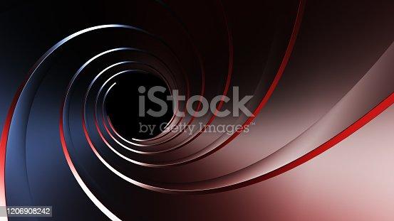 1096211026 istock photo gun barrel,high resolution 3d rendering 1206908242