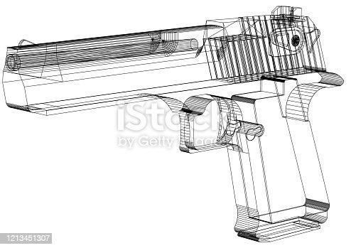 Gun - Blueprint