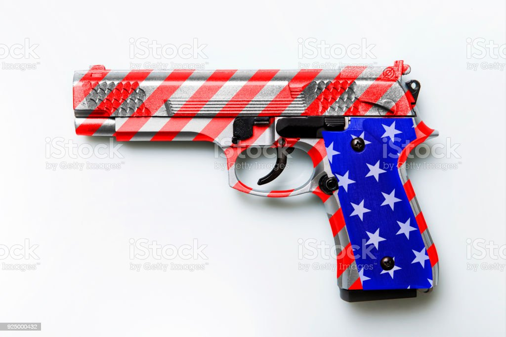 Gun law stock photo