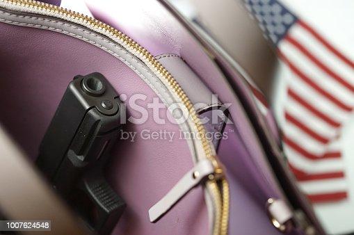 close up shot of a gun