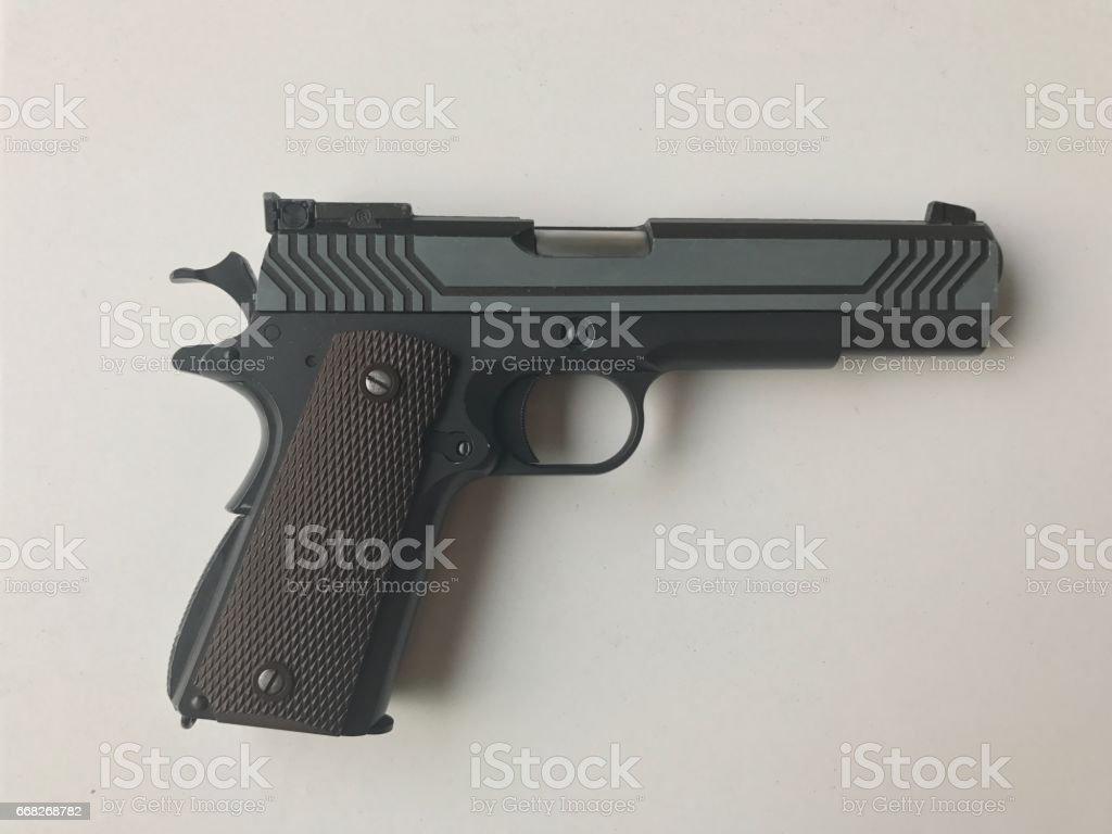 Gun foto stock royalty-free