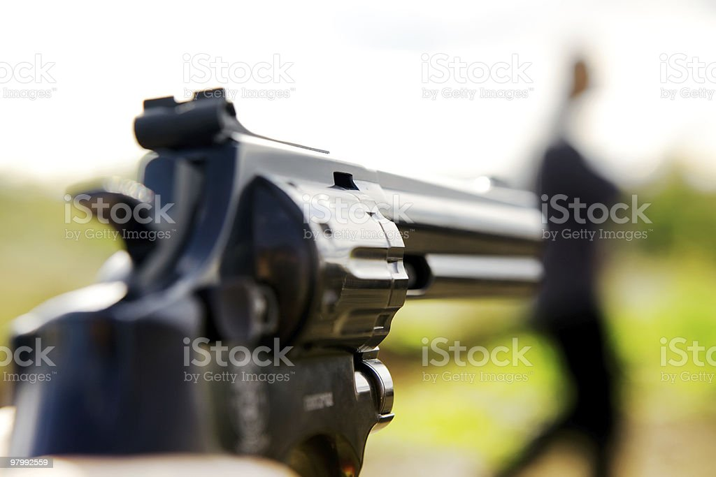 gun royalty free stockfoto