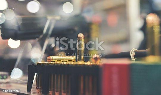 istock Gun Store 513490870
