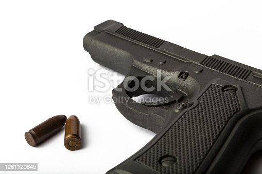 Gun with Two Bullets