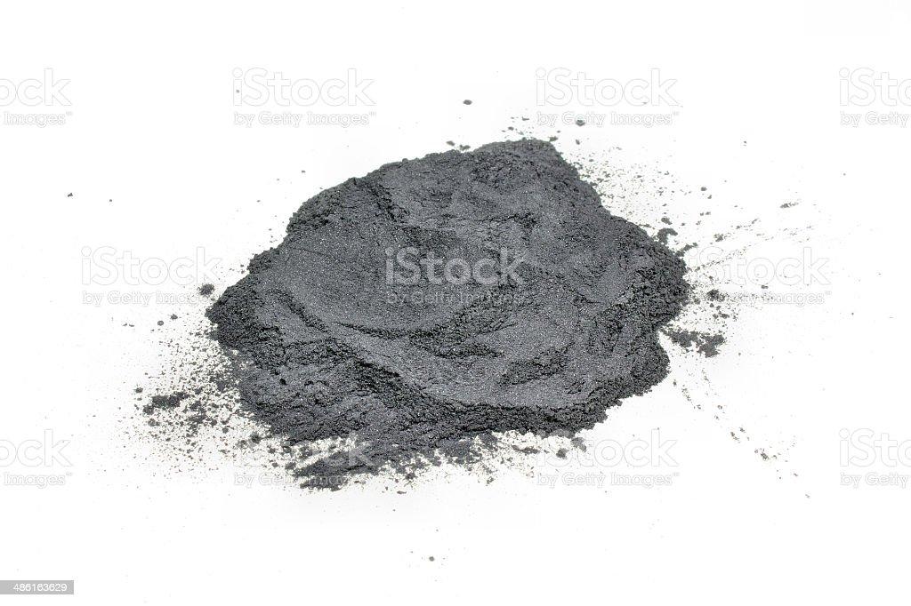 Gunpowder stock photo