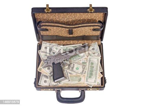 istock guns and money 146915879