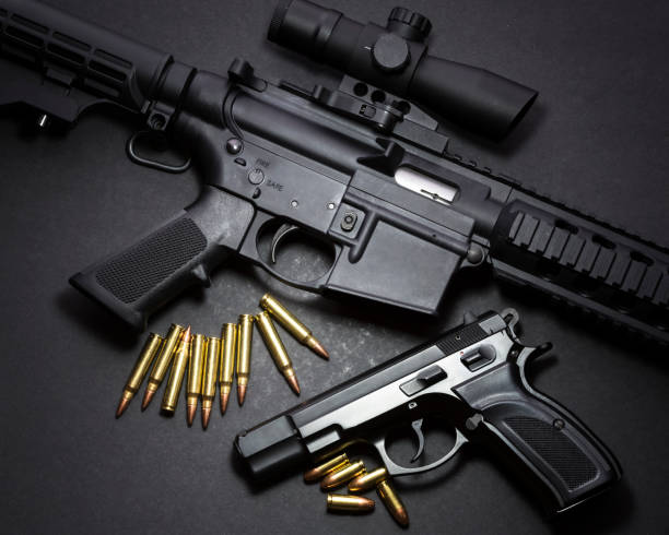 Royalty Free Gun Pictures Images And Stock Photos Istock
