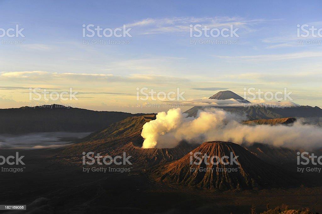 gunung bromo royalty-free stock photo