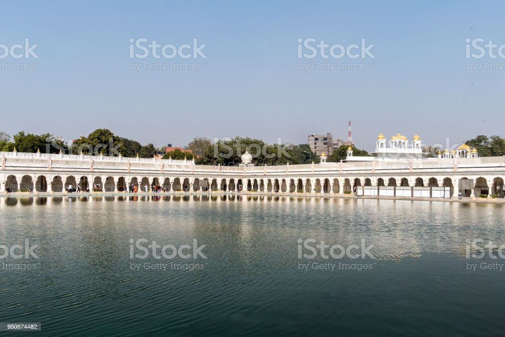 Gurudwara Bangla Sahib, Golden Temple in Delhi