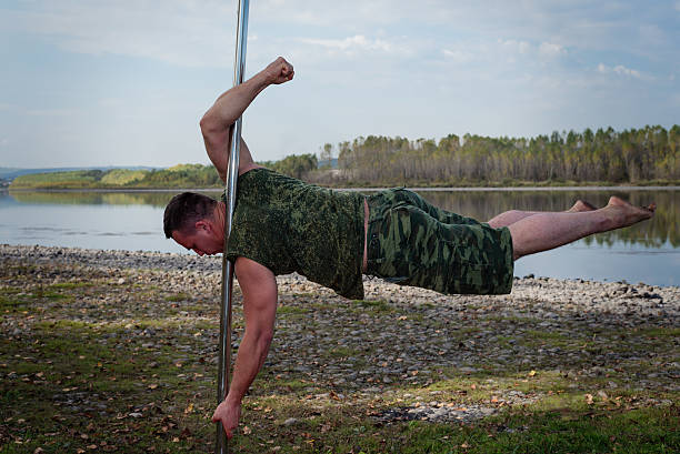 Top Naked Pole Dancer Stock Photos, Pictures And Images - Istock-7873