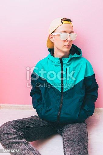 istock guy model is sitting 638640266