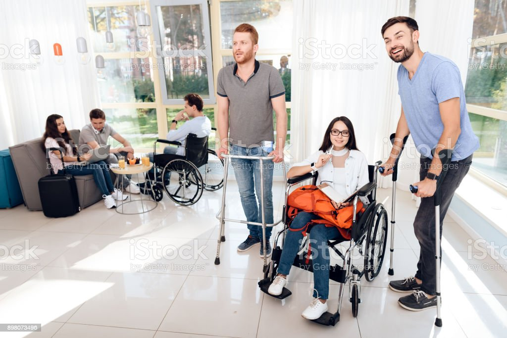 Free house for disabled adult