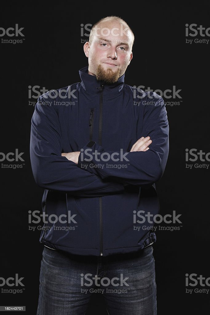Guy stock photo
