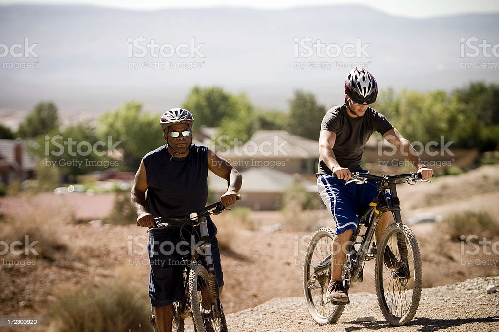 Guys' Getaway royalty-free stock photo