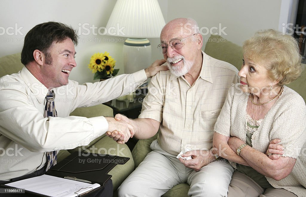Guys Stick Together royalty-free stock photo