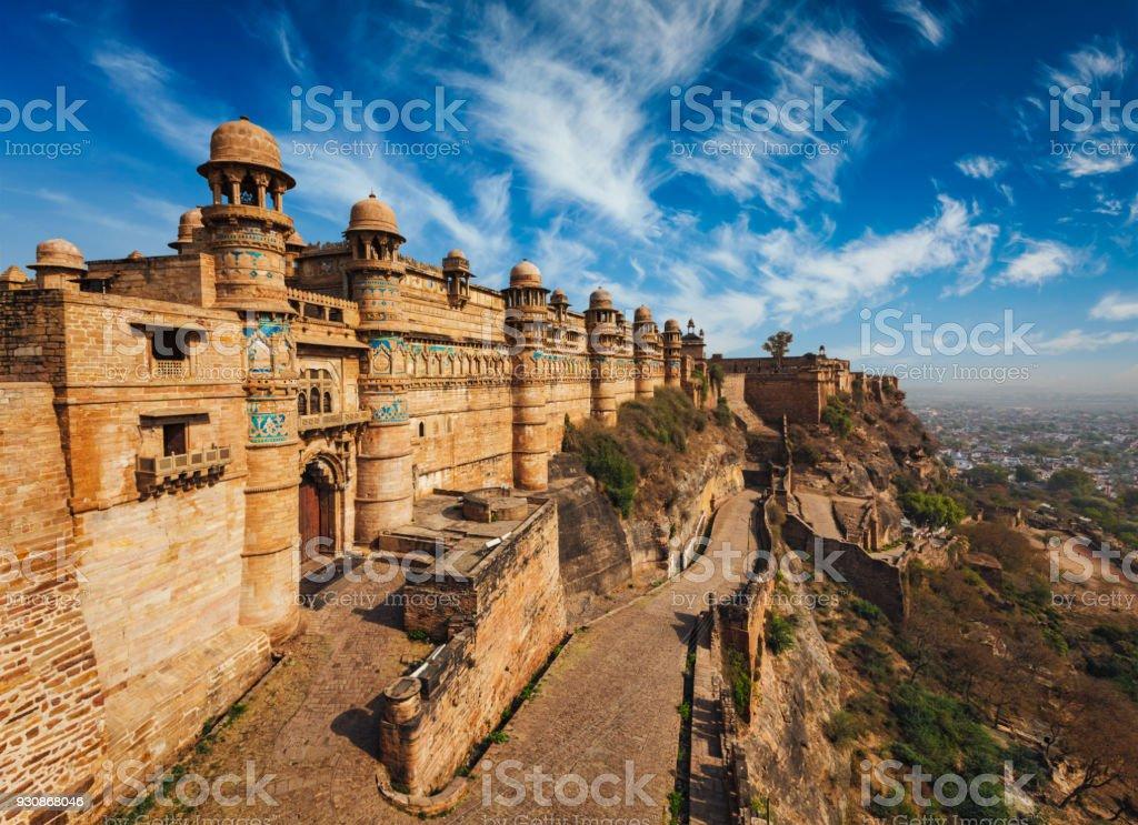 Gwalior Fort Photos Et Plus Dimages De Architecture Istock