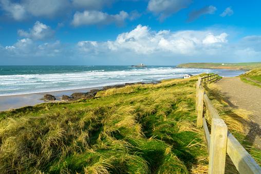 Gwithian Cornwall England UK