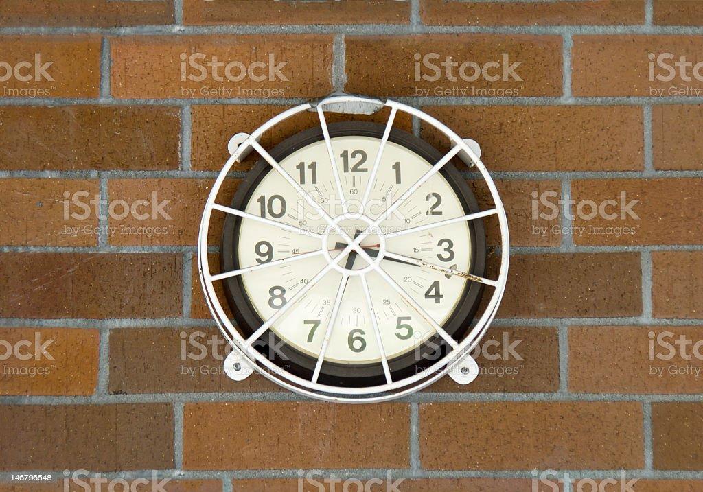 Photo Libre De Droit De Salle De Sport Analogique Horloge Sur Le