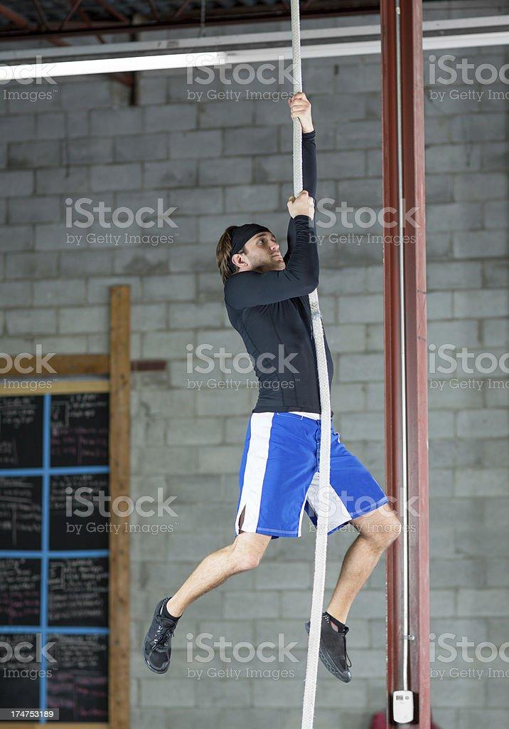 gym athlete. royalty-free stock photo