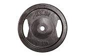 istock Gym equipment 15 kilogram 1031802788