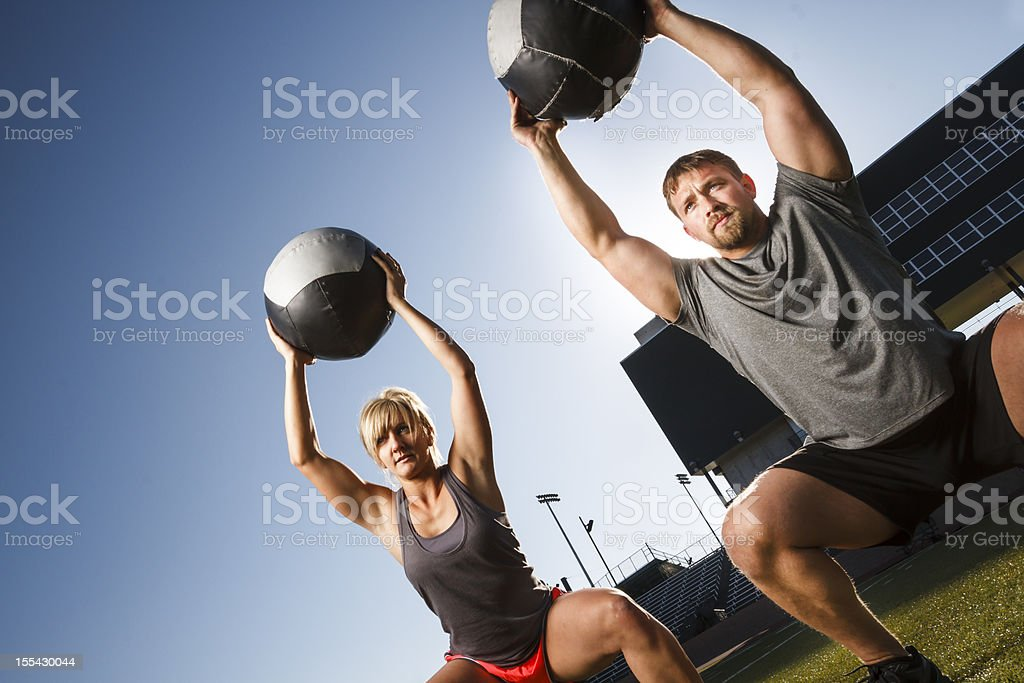 gym Series stock photo