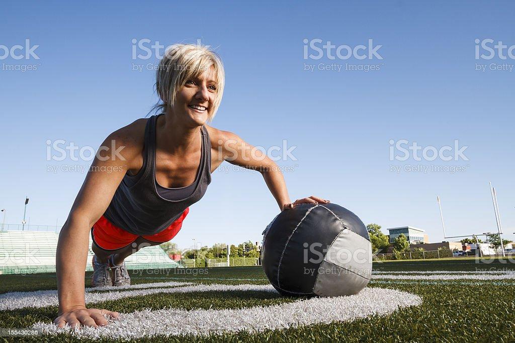 gym Workout Series stock photo