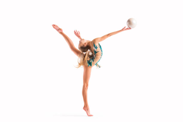 Sportgymnastik nackt rhythmische Gymnastik