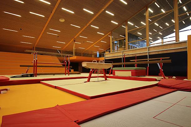 Gymnastics Equipment Pictures Images And Stock Photos