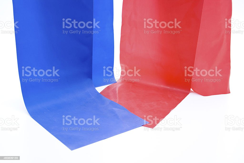 Gymnastics tape stock photo