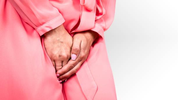 Gynäkologische Probleme, Harninkontinenz, Gesundheit von Frauen – Foto