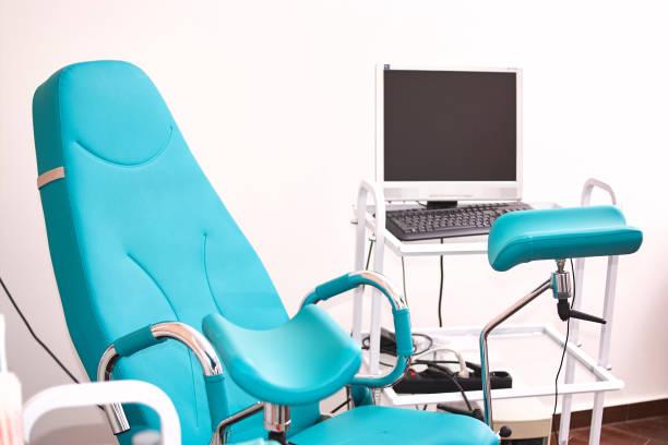 Stuhl frauenarzt der Der Besuch