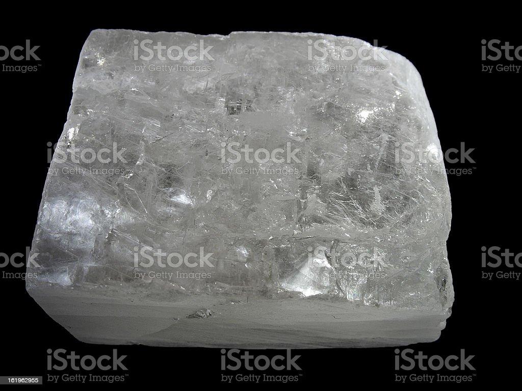 Gypsum stock photo