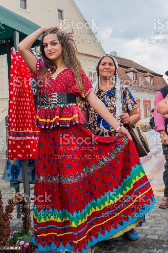 British hot girls gypsy video Gypsy Girl In Traditional Costumes Stock Photo Download Image Now Istock