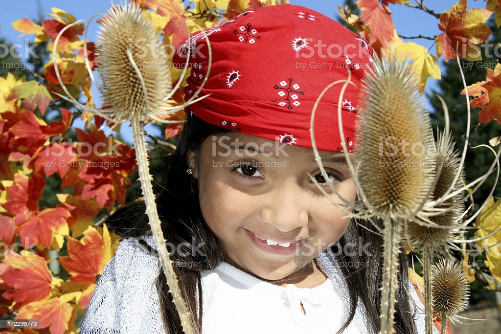 Gypsy Little stock photo