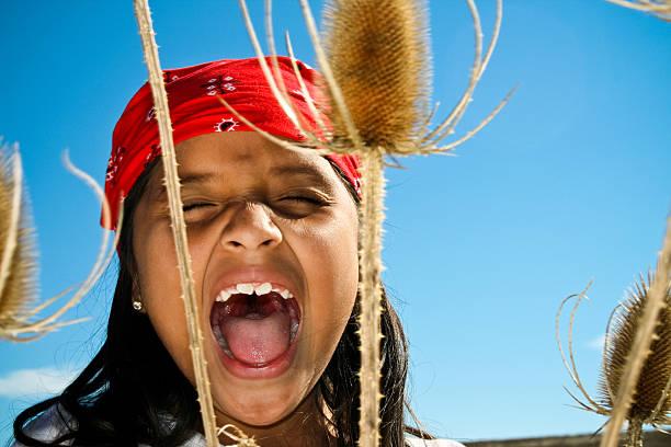 gypsy kleinen - hippie stirnbänder stock-fotos und bilder