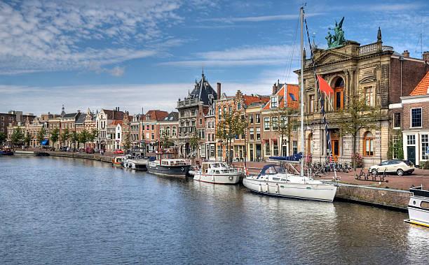 Haarlem, Holland – Foto