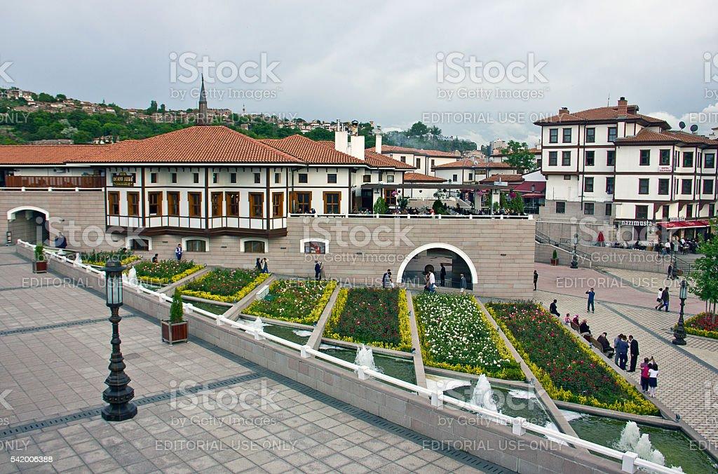 Hacı Bayram Veli - foto de stock