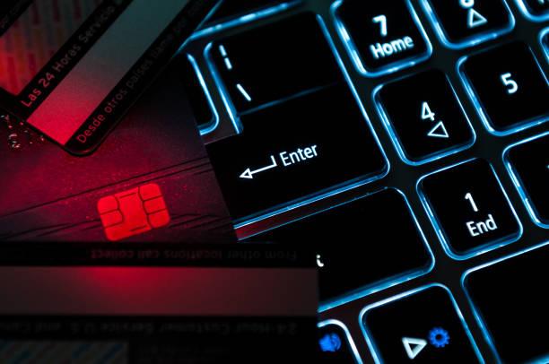 ハッカー攻撃 - id盗難 ストックフォトと画像