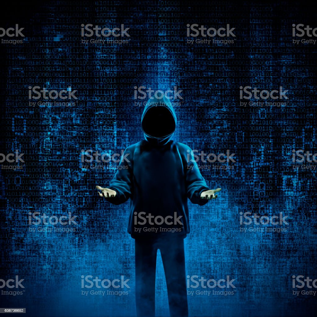 Hacker For Hire Stock Photo & More Pictures of Adult - iStock