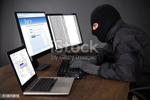 istock Hacker Hacking Computers 510970816