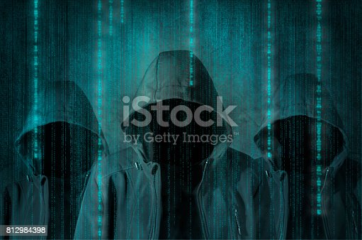 istock Hacker 812984398