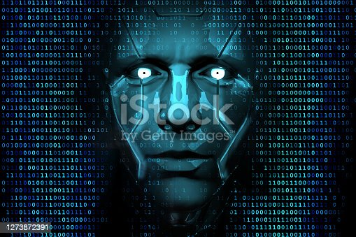 Artificial Intelligence is hacking datas in the near future.