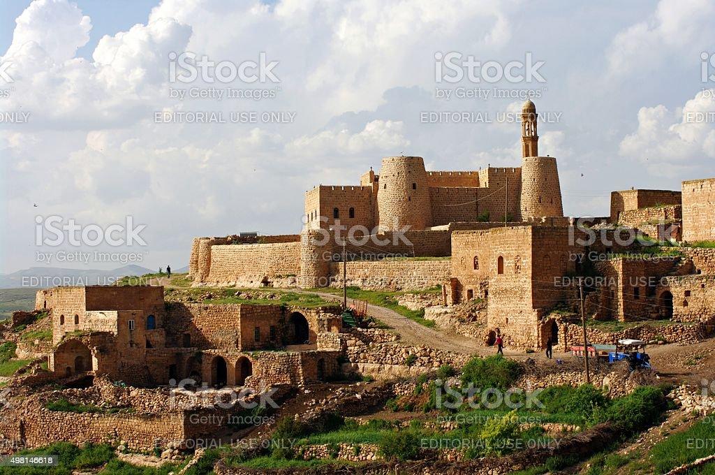 Hadbshabo Church in Mardin stock photo